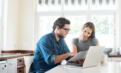 overleg financiële planning