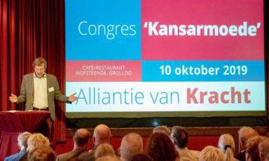 spreker bij congres Alliantie van Kracht