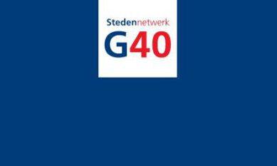 Logo stedennetwerk G40