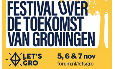 Festival over de toekomst letsgro